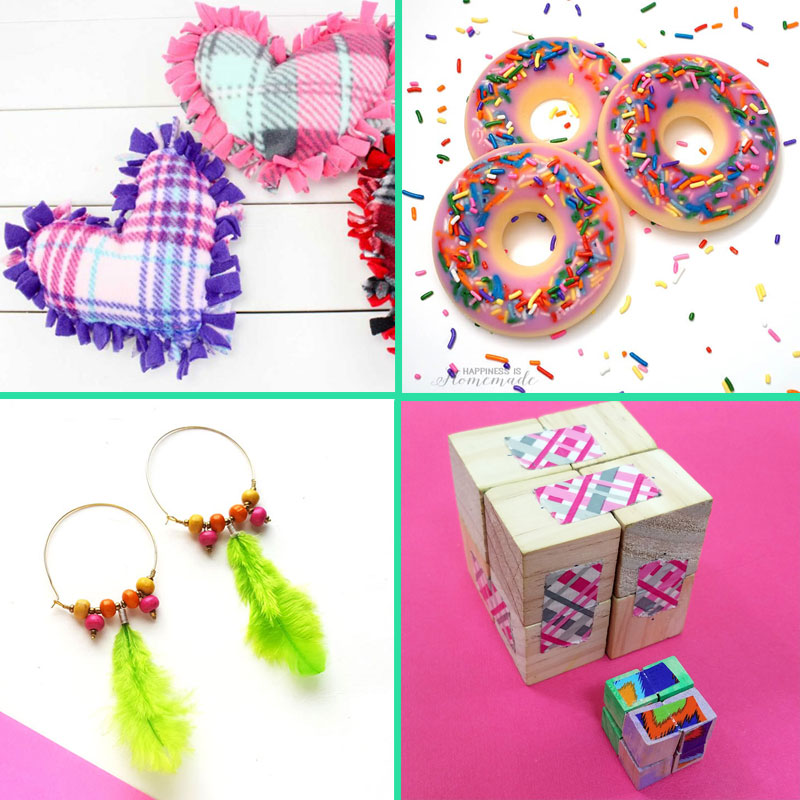 DIY gifts for tweens