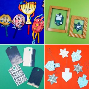 Hanukkah crafts