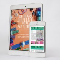 How to Make Jewelry Out of Anything (ebook)