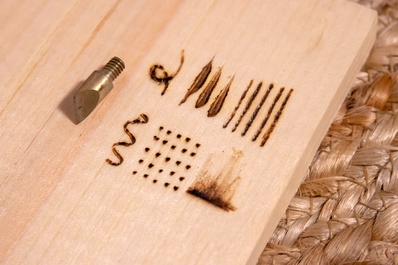 woodburning tips and techniques