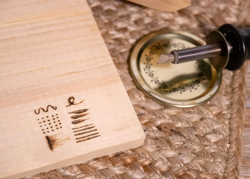 Woodburning Tips Techniques For Beginners Moms And Crafters