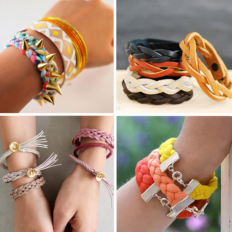 braid bracelet diy ideas