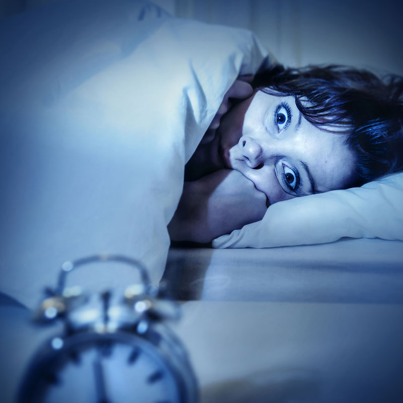 Mom insomnia tips to fall asleep at night quickly