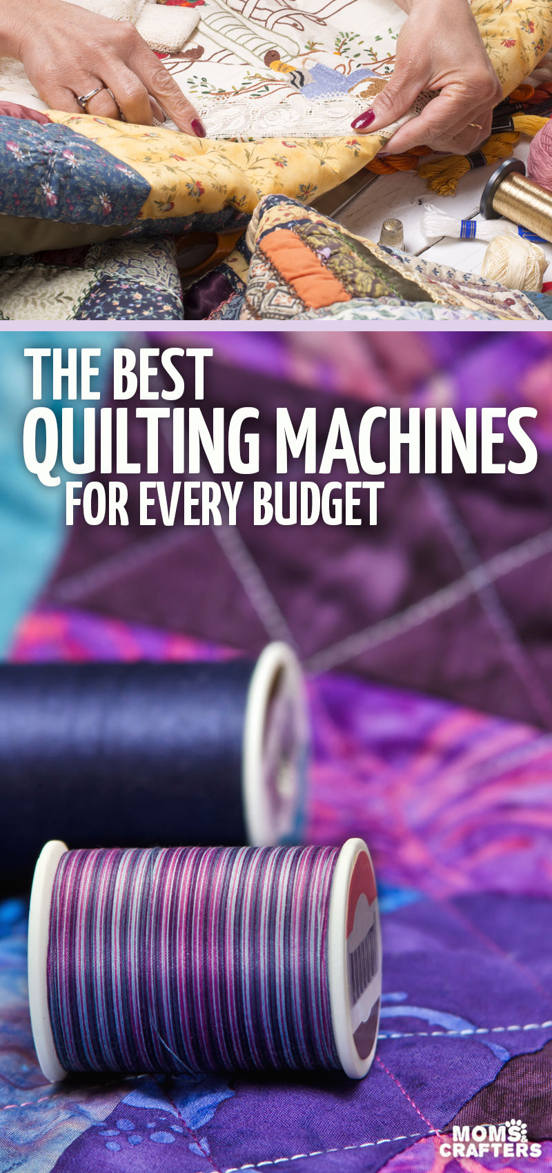 Click for quilting tips for beginners and the best sewing machine for quilting for beginners, semi professional and professional