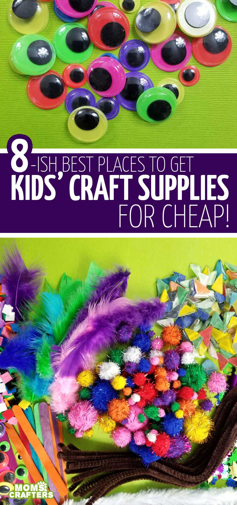 Cheap Kids Art And Craft Supplies The Best Places To Shop Online
