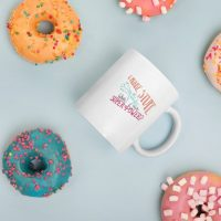 Mug for Crafters - I Make Stuff - What's Your Superpower