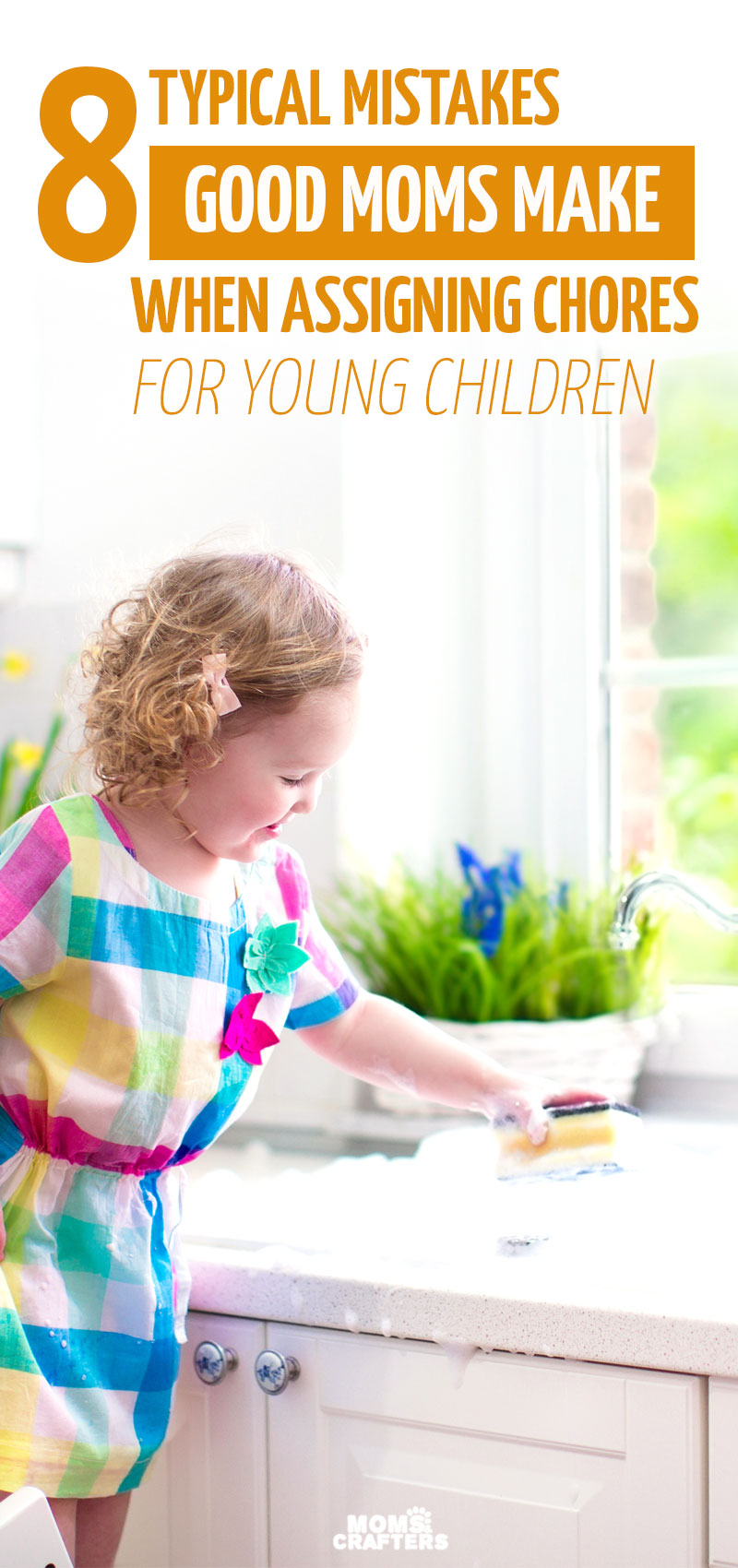 Parenting tips for how to get kids to do chores. These mom hacks will teach you tricks for getting toddlers and preschoolers to clean up toys and complete chores
