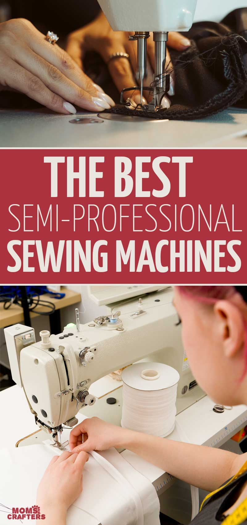 Looking for the best semi professional sewing machine to start your home sewing business? These are some of the top affordable picks out there!