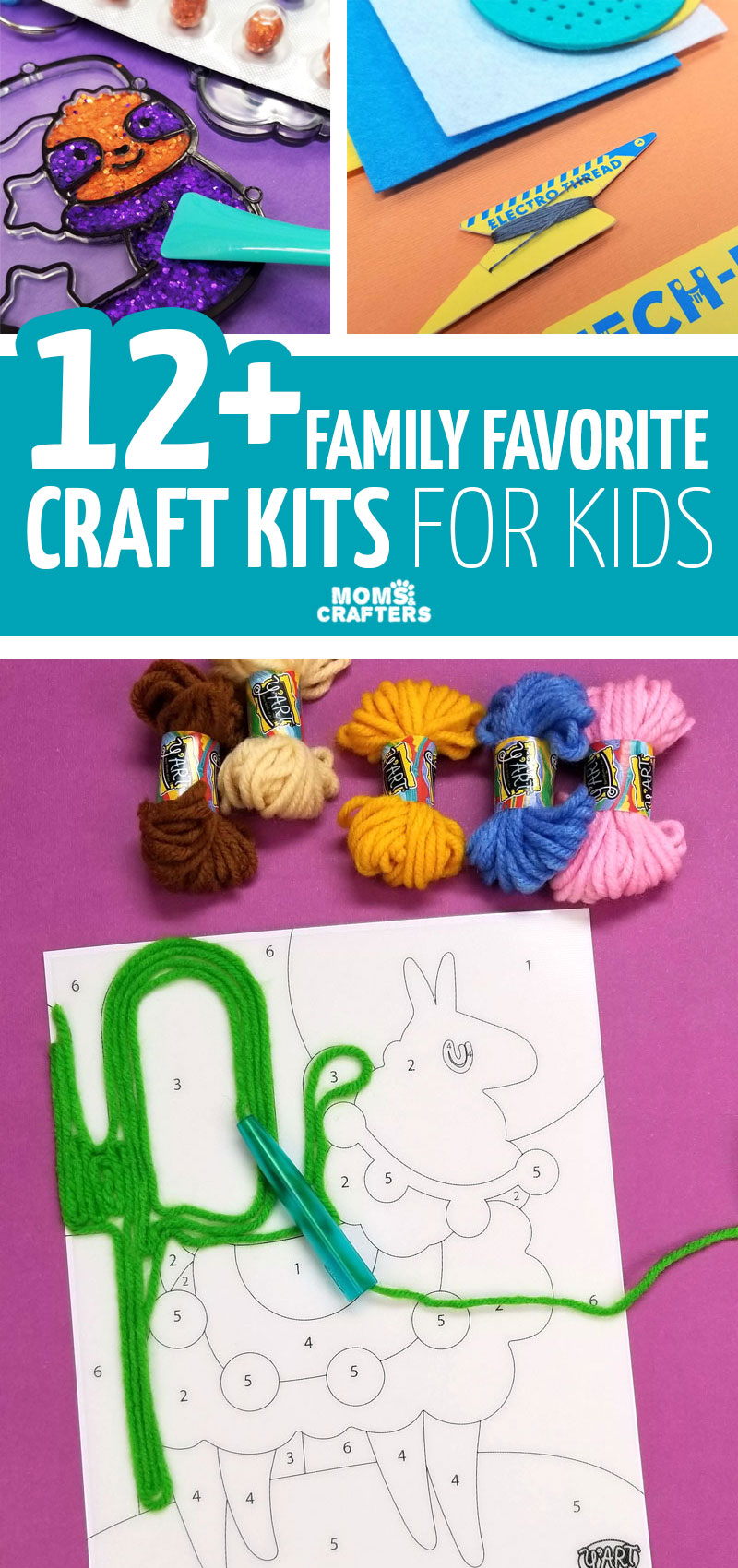 Click for some cool craft making kids for kids of all ages! These arts and crafts for kids all come in kit form so you can make them easily even if youre a beginner!