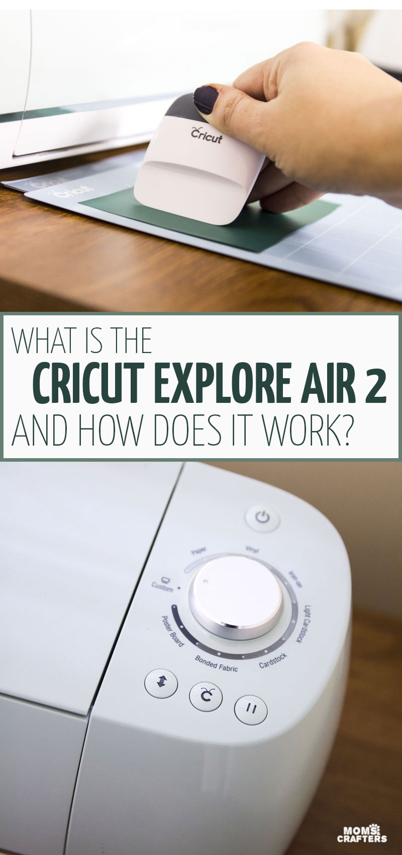 What is the cricut explore air 2 and how does it work? Which materials can you cut with a cricut? What are some beginner projects to make with the cricut? Learn how to use a cricut machine in this comprehensive cricut explore air 2 review.