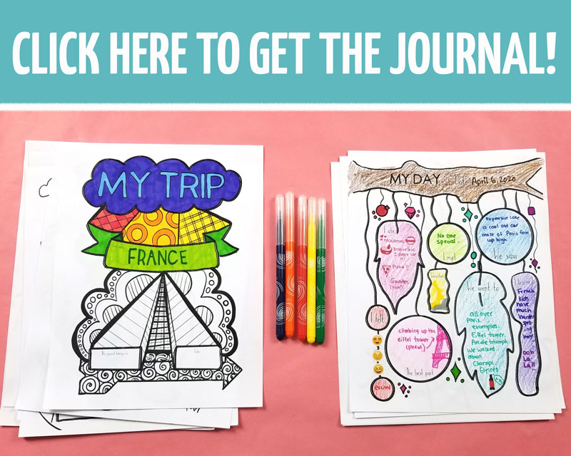 Click here to get your travel journal for kids!