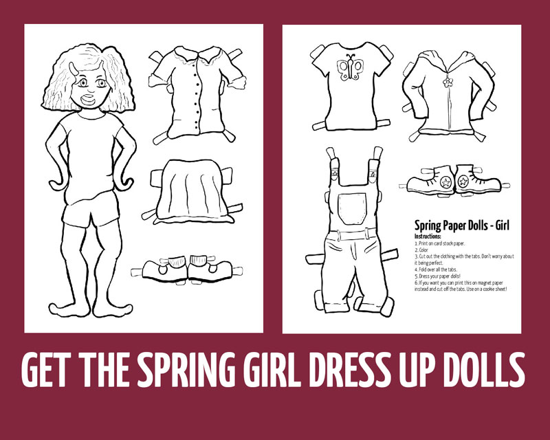 Download the girl paper doll templates here