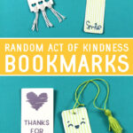 how to make paper bookmarks with cricut joy