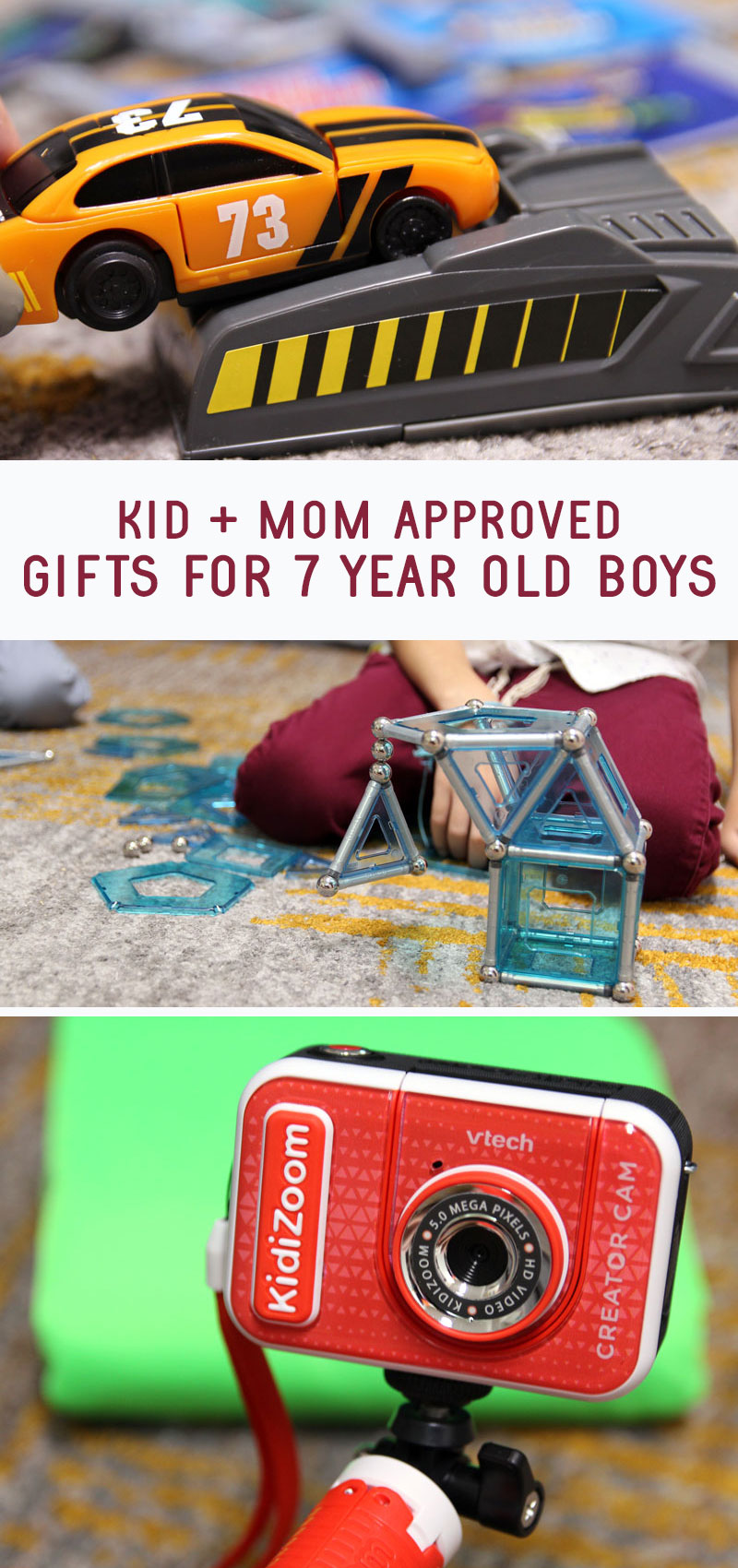 best birthday gifts for 7 year old boys