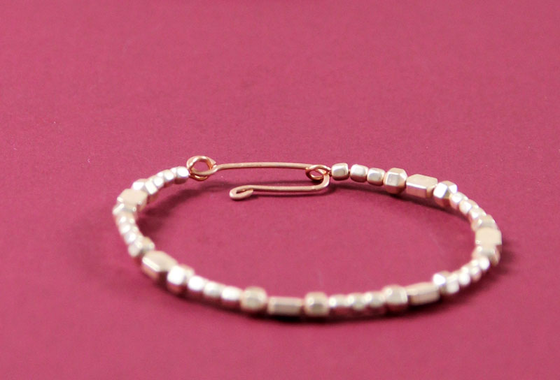 how to make wire jewelry clasps 8