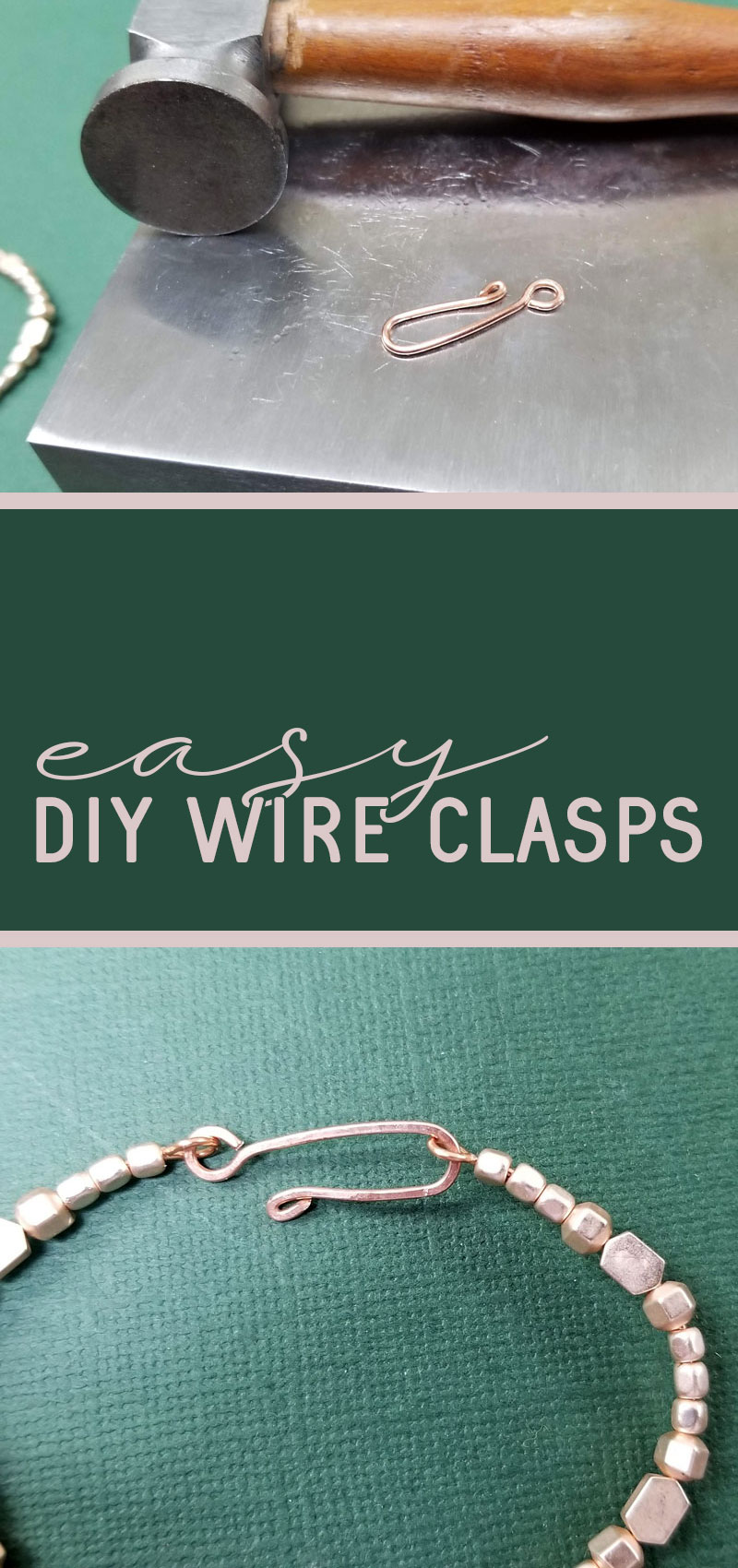 How to make wire jewelry clasps hero