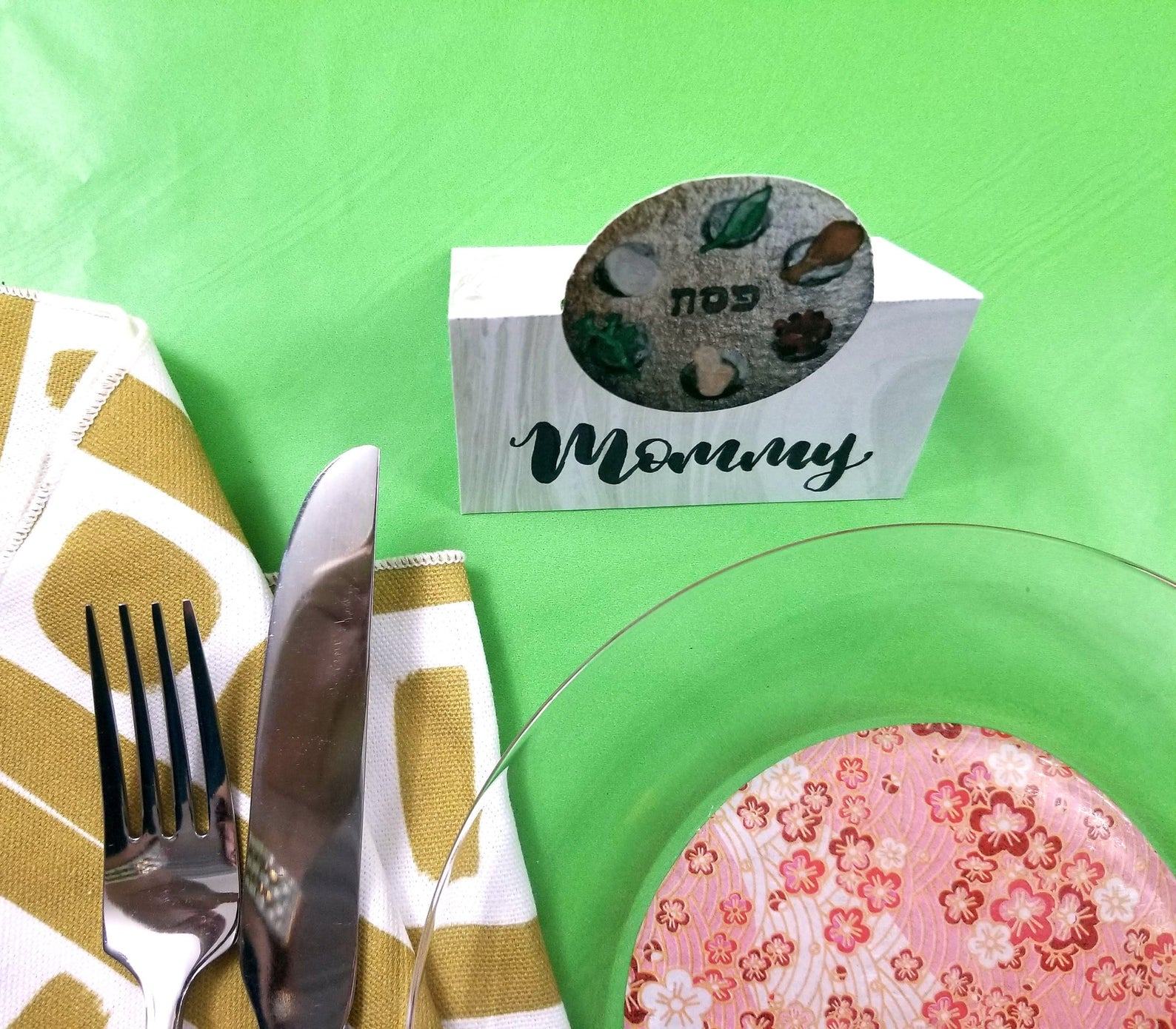 Passover Place Cards Instant Download PDF Printable Seder   Etsy