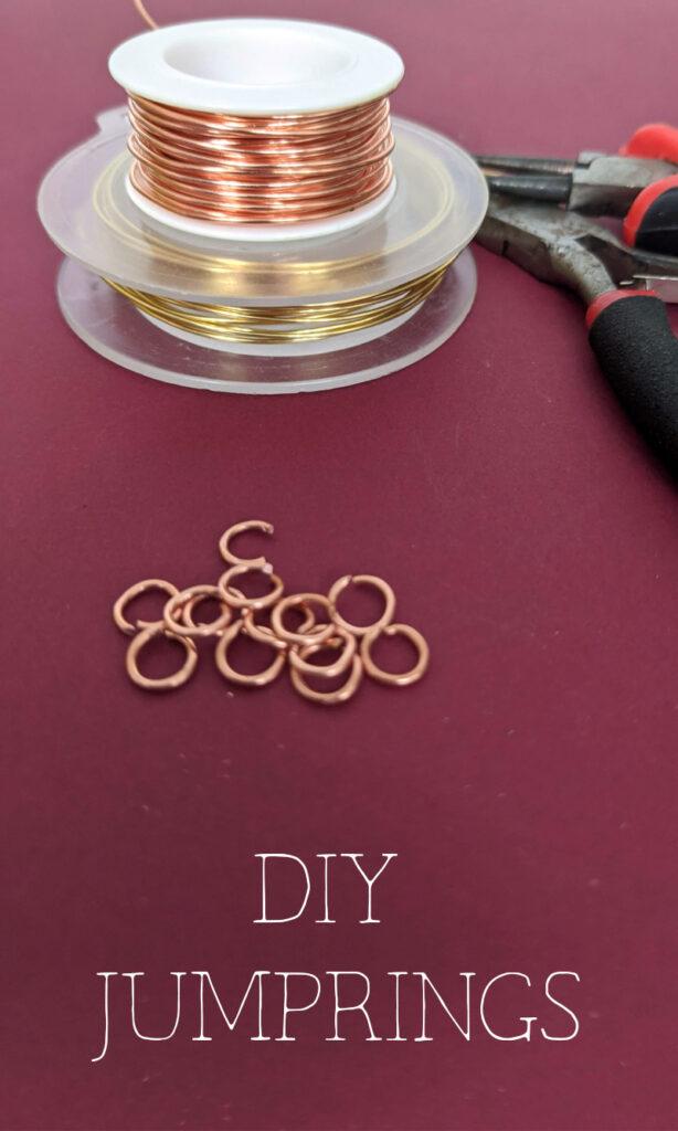 how to make jump rings pin 3