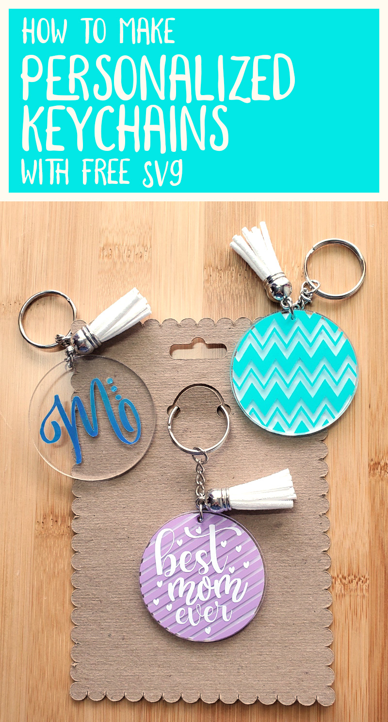 how to make keychains with cricut main image
